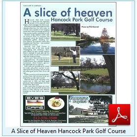 Hancok Park Golf Course