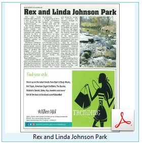 Rex and Linda Johnson Park